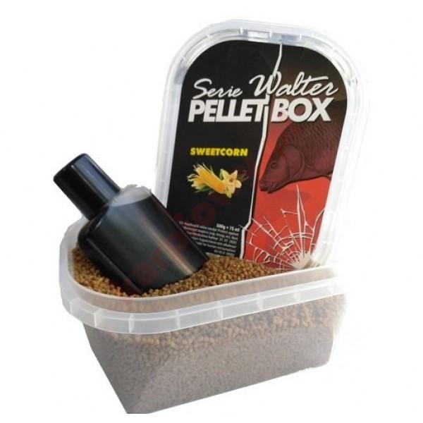 Serie Walter Pellet Box 500g+75ml - Panettone