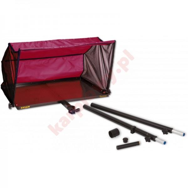 Tacka boczna z osłoną Xitan X Shelter Side Tray XL