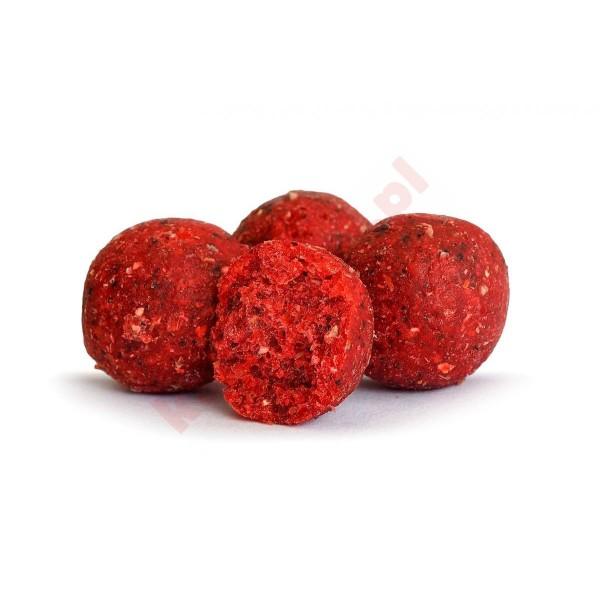 Serie Walter Pellet Box 500g+75ml - Strawberry