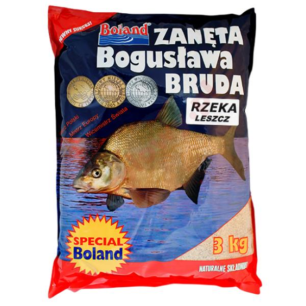Zanęta Specjal Leszcz Rzeka 3kg
